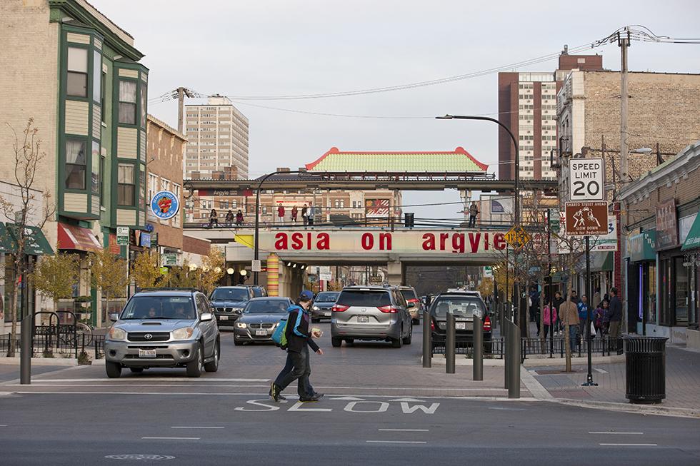 Restaurants On Argyle Street Chicago