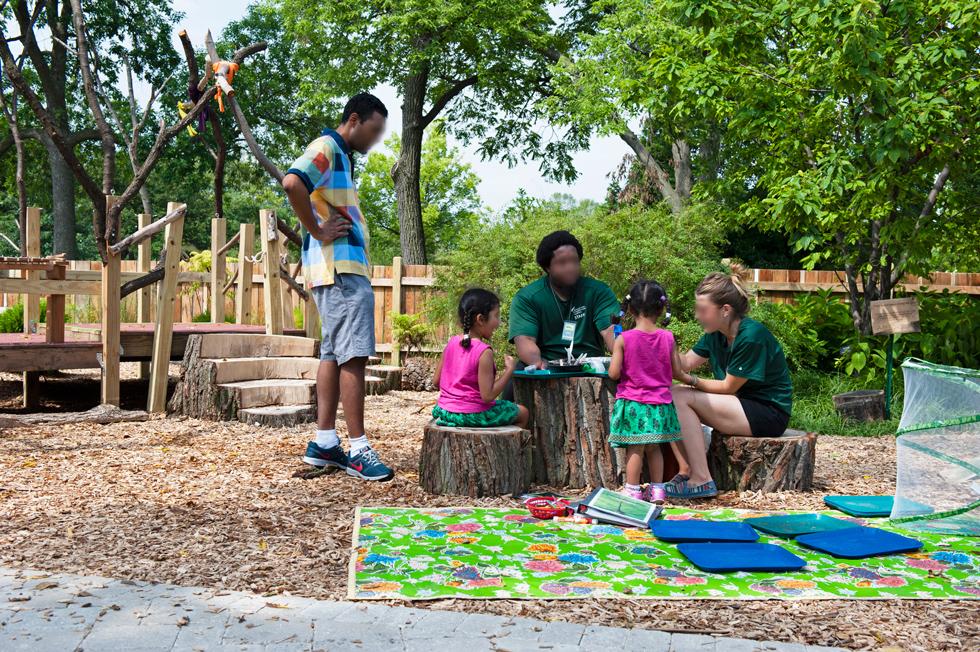 Classroom Design Website ~ Natural playground design garfield park play grow