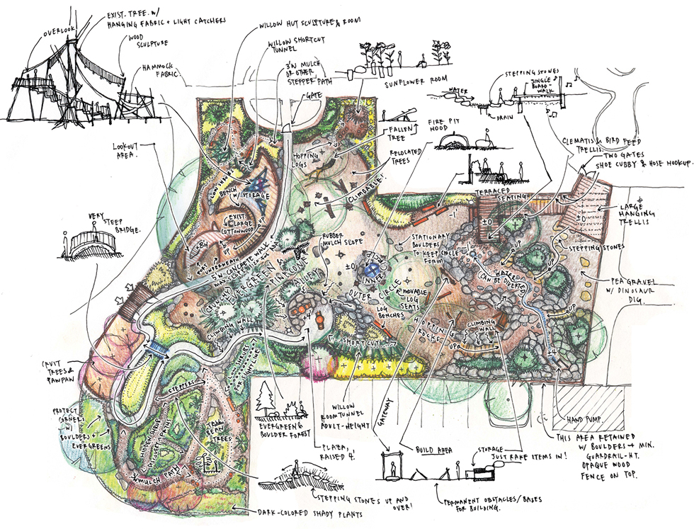 Garfield Park Chicago Map.Natural Playground Design Garfield Park Play Grow Garden V1 0