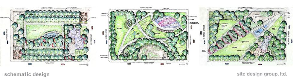 Urban Design Concept Plan Urban Park Design Concept ma