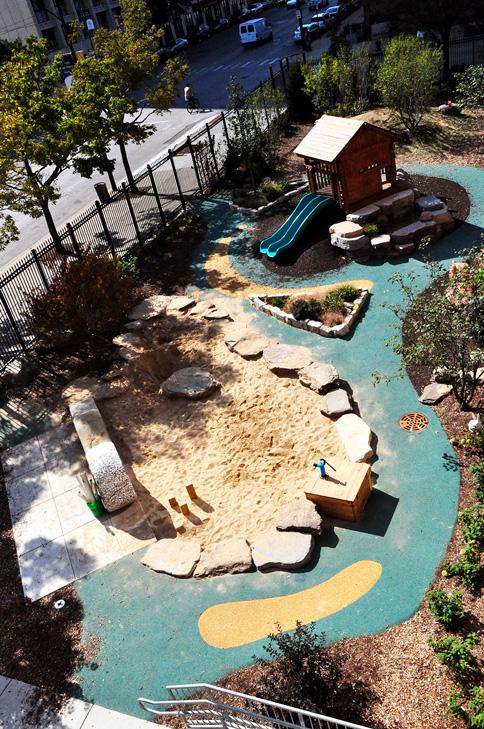 Backyard Nature Playground : Backyard Natural Playground ? Small Backyard Landscaping Ideas