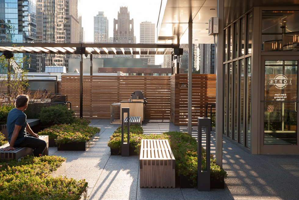 River East Lofts Residential Architecture In Chicago