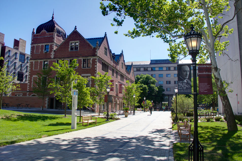 The University Of Chicago 58th Street Streetscape Design
