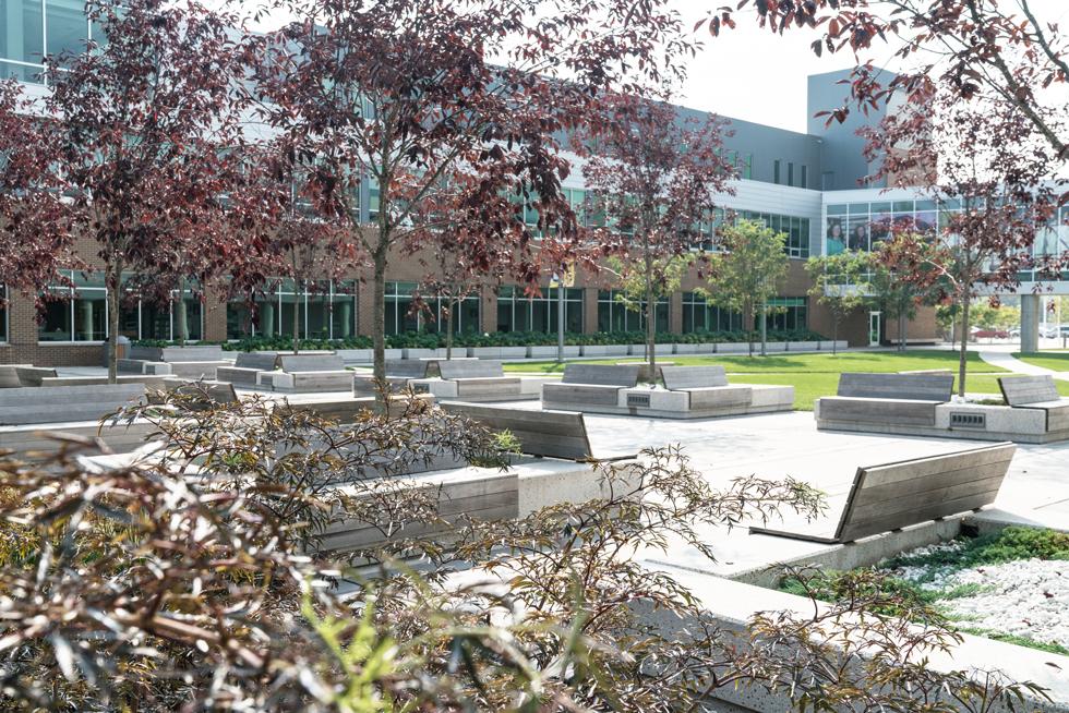 Western Illinois University Quadcities Riverfront Campus