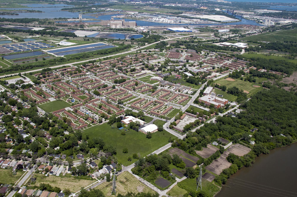 Image Result For Altgeld Gardens Park District